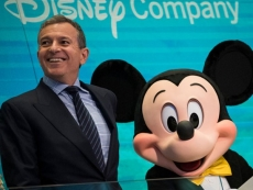 Apple falls out with Disney
