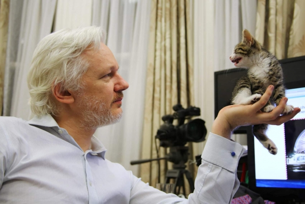 Ecuador will not act for Assange any more