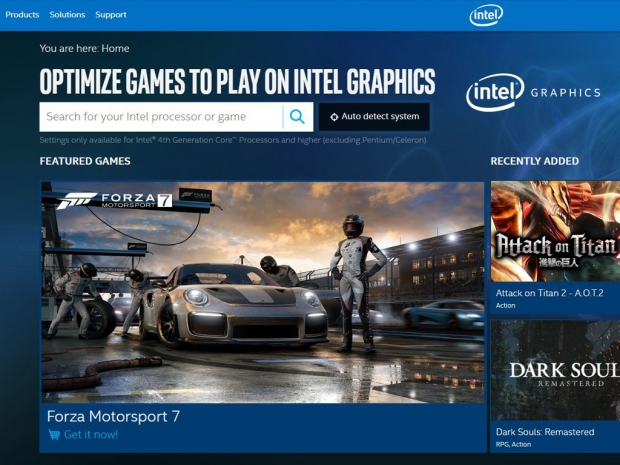 Intel updates its Graphics driver to version 24.20.100.6194