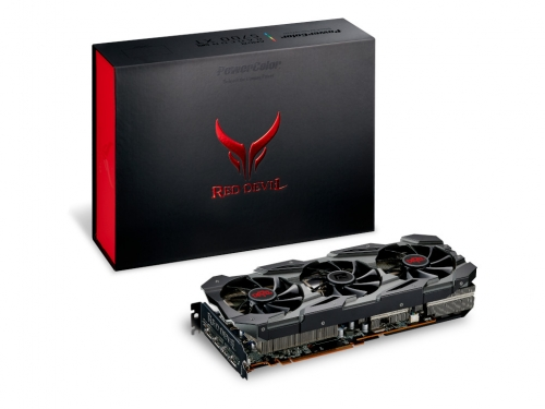 Powercolor launches custom RX 5700 series cards