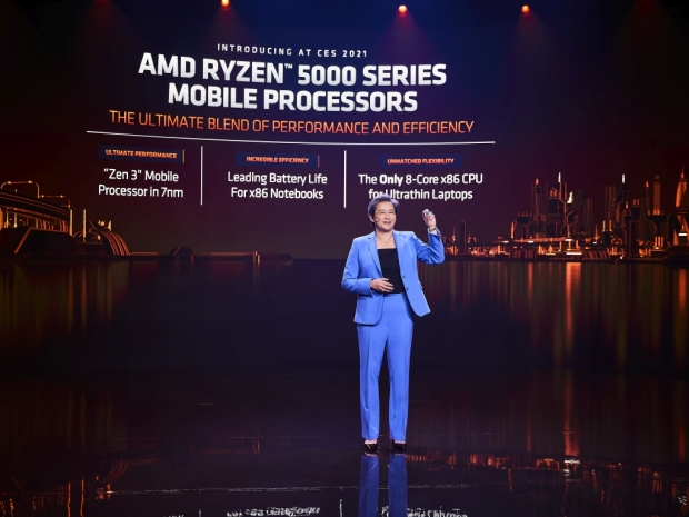 AMD launches new Ryzen 5000 Mobile processors
