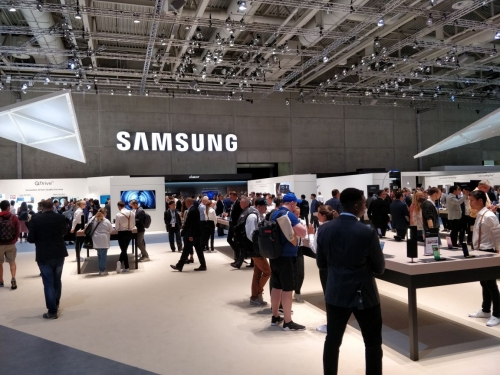 Samsung S10 codenames and SKUs emerge