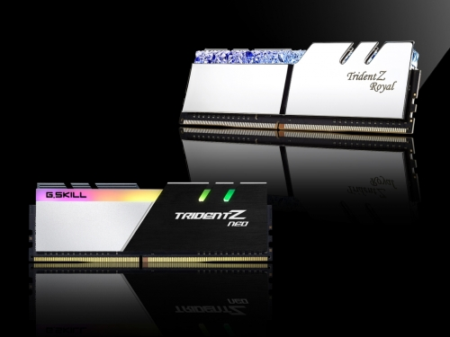 G.Skill releases new 32GB DDR4 memory modules