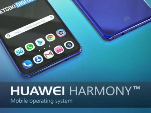 Huawei will install Harmony in new products