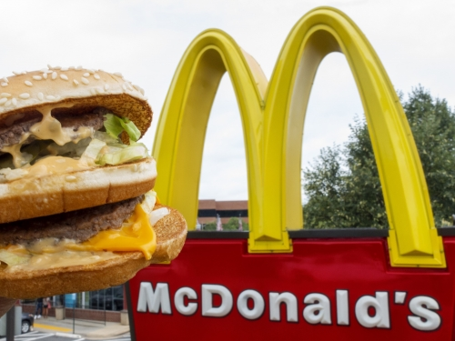 McDonalds cooking oil is ideal for 3D printing