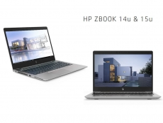 HP unveils ZBook 14u/15u G5 mobile workstations