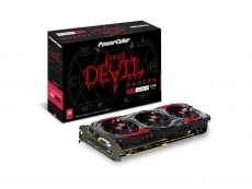 Powercolor officially unveils the RX 480 Red Devil