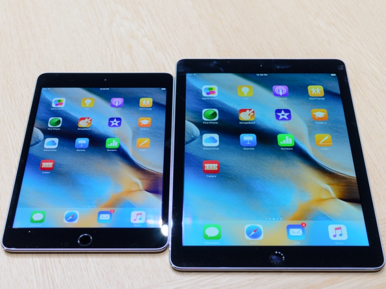 apple may be planning 10 5 inch ipad pro in 2017. Black Bedroom Furniture Sets. Home Design Ideas
