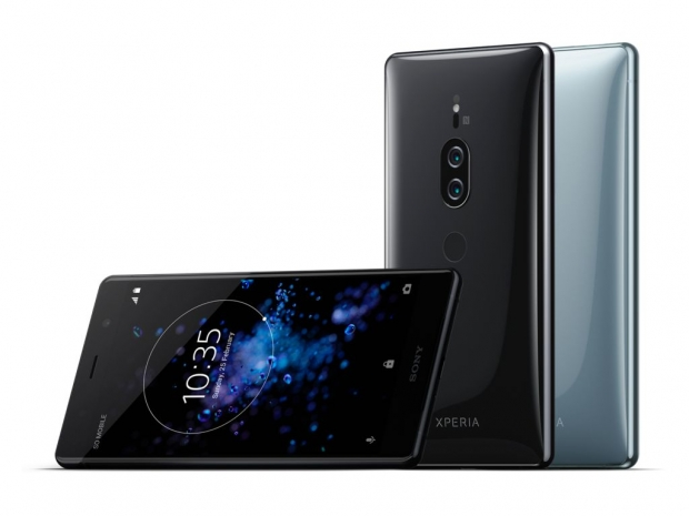 Sony shows Xperia XZ2 Premium with 4K HDR screen