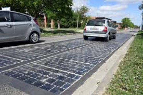 French solar road was a failure