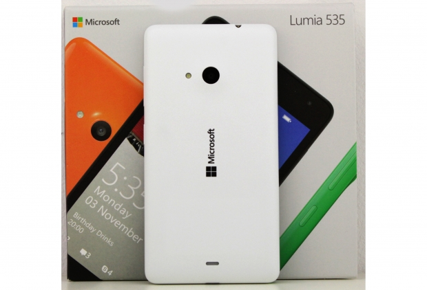Microsoft Lumia 535 put to the test, with Lumia Denim software