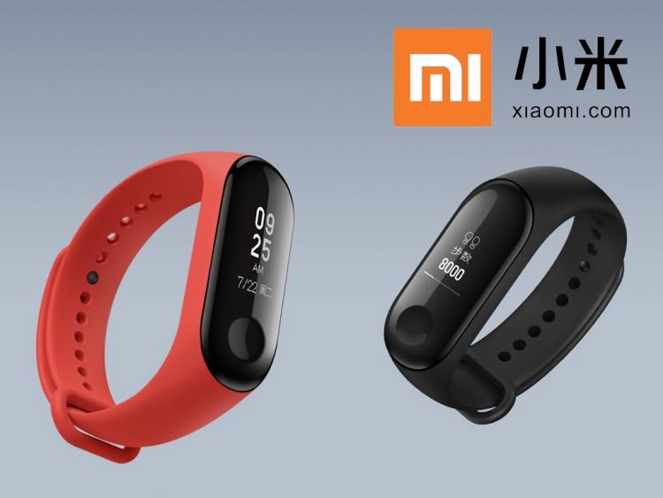 Xiaomi Mi Band 3 officially at CNY 169