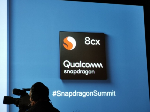 Qualcomm announces Snapdragon 8cX