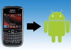 BlackBerry will make Android machines