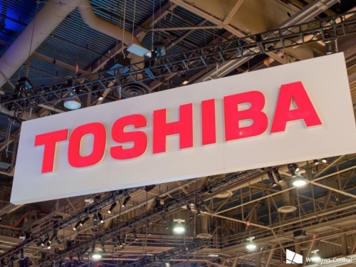 Toshiba releases stellar results