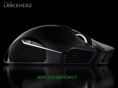 Razer unveils its Lancehead gaming mouse