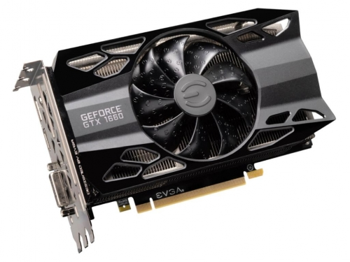 Nvidia officially launches the Geforce GTX 1660