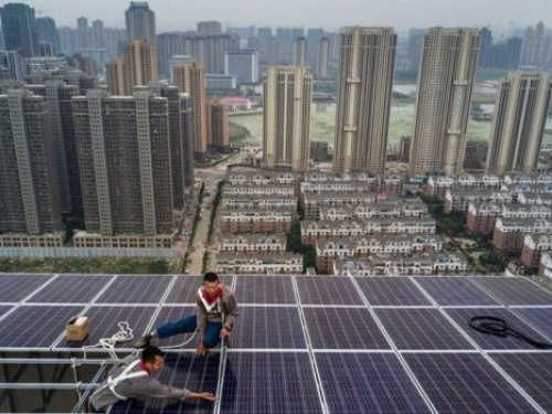 Solar hits parity with coal in China
