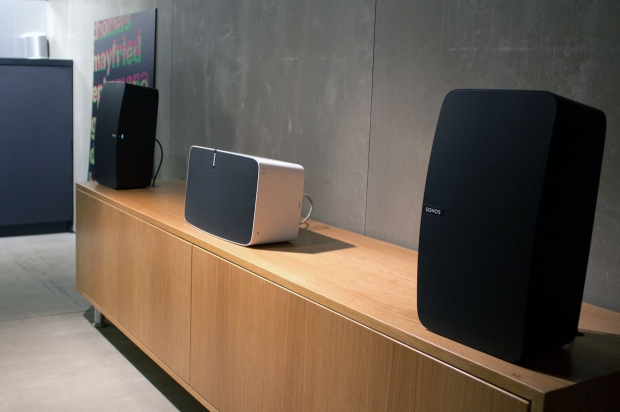 Sonos says let us spy or your stereo will not work