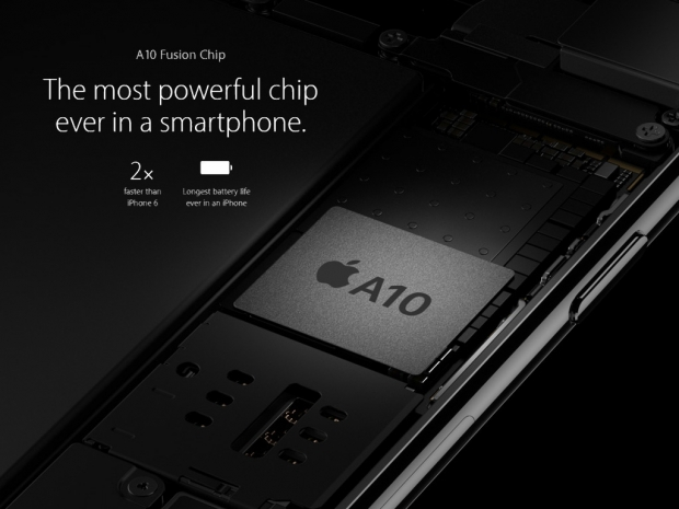 New iPhones come with A10 SoC