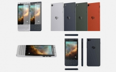 Blackberry Vienna leaks