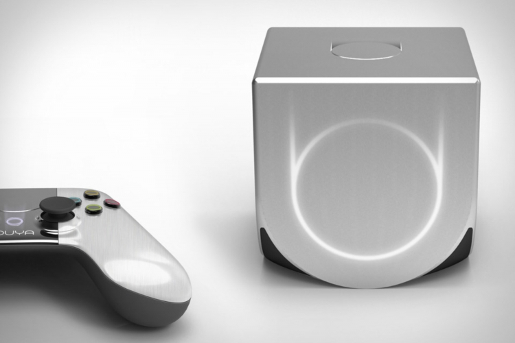 Android game console ouya dead - Console de salon android ...