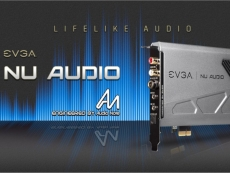 EVGA launches NU Audio dedicated sound card