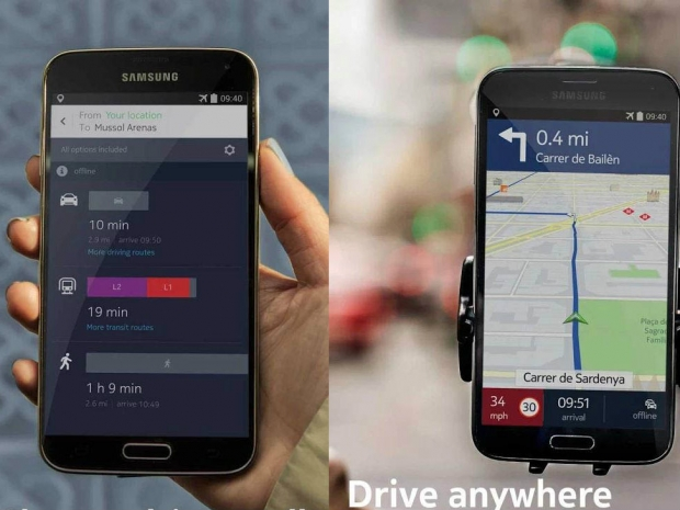 Nokia flogs maps to Germans in big cars