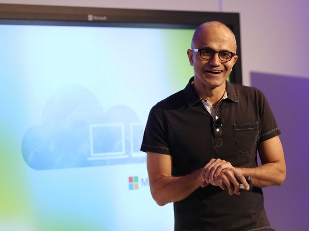 Microsoft beats Wall Street thanks to cloudy fortune