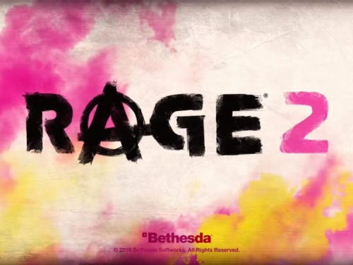 Bethesda shares RAGE 2 PC system requirements