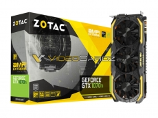Zotac will make factory-overclocked GTX 1070 Ti