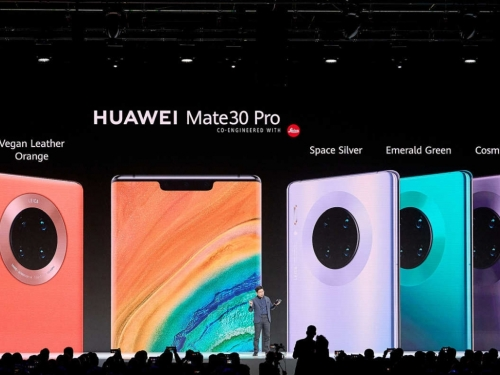 Mate 30 Pro and Mate 30 will sell in the UK