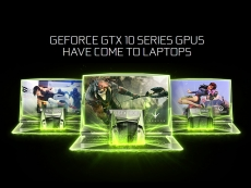 Nvidia Geforce 10 series gaming notebooks now available