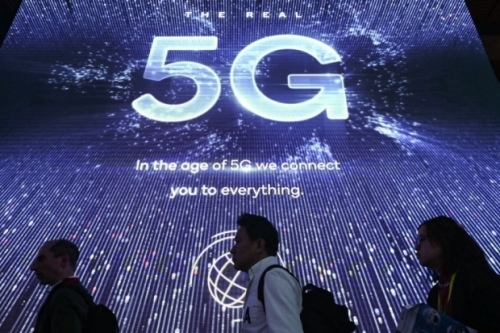 Ericsson doing well on the back of 5G