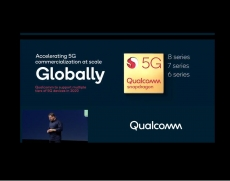 Qualcomm scales 5G to Snapdragon 8, 7 and 6 series