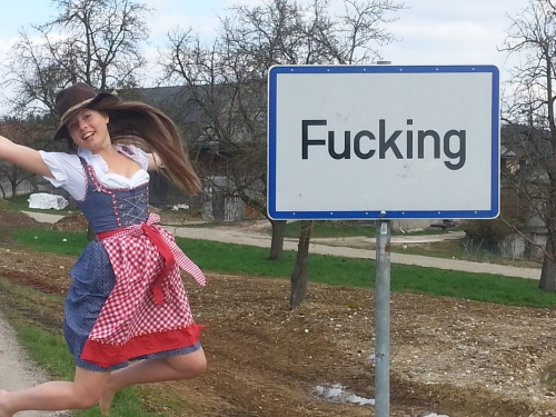 Internet causes Austrian village to give up on Fucking