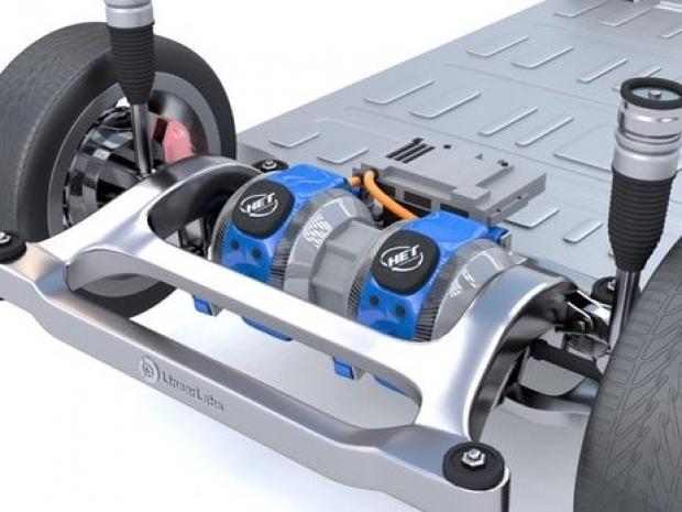 Interesting new electric motor developed