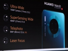 Huawei leans on Chinese electronics