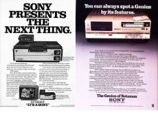 Sony finally gives up on BetaMax