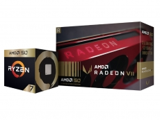 AMD officially unveils its 50th Anniversary SKUs