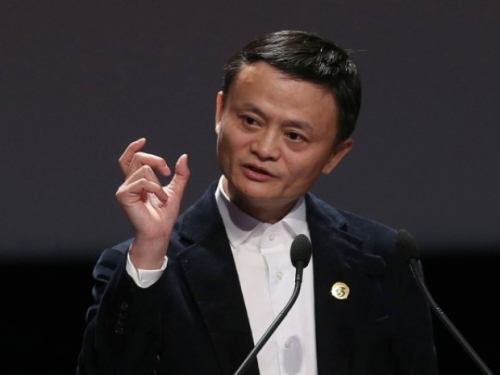Alibaba's Jack Ma stepping down