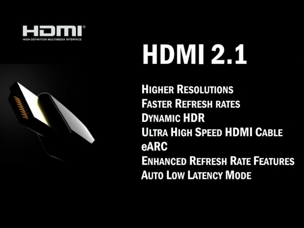 HDMI v2.1 specification officially released