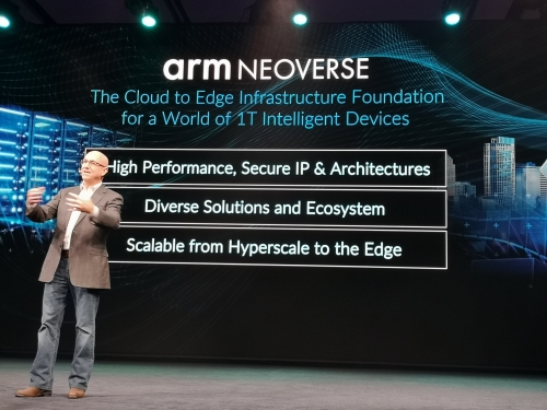 ARM has a new infrastructure roadmap