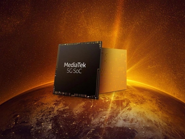 Mediatek announces SoC with an integrated 5G modem
