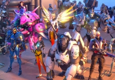 Hit shooter Overwatch blows away competition