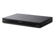 Sony announces its first 4K Blu-ray disc player