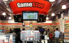 GameStop sales dry up