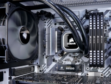 Corsair launches improved Hydro Series H60 liquid CPU cooler