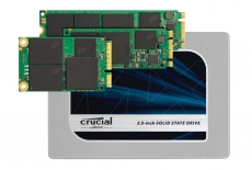 Crucial unveils MX200 and BX100 SSDs at CES 2015