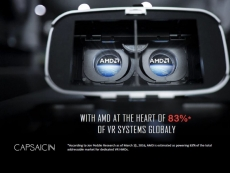 AMD behind yet another VR headset